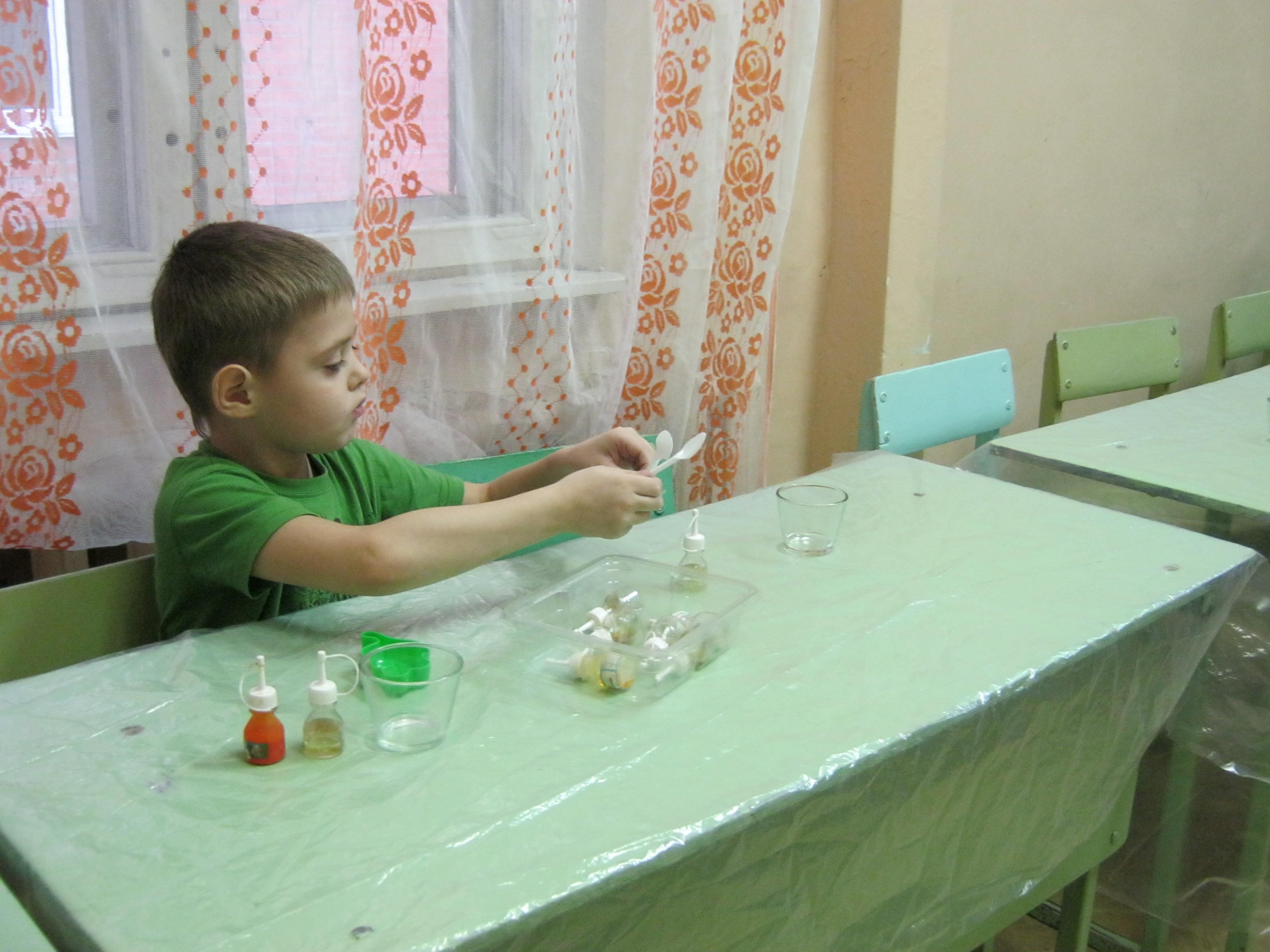 маленькие дети тоже могут сами варить мыло